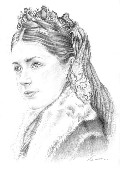 Sarah Bolger par Olivier_Lerousseau